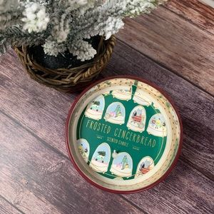 Opalhouse: Frosted Gingerbread Scented Candle